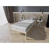 Кровать ЛАУРА односпальная 800/900/1200*1900/2000, фото 5