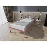 Кровать ЛАУРА односпальная 800/900/1200*1900/2000, фото 6