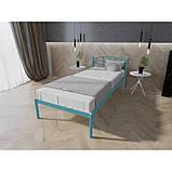 Кровать ЛАУРА односпальная 800/900/1200*1900/2000, фото 7