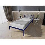 Кровать ЛАУРА односпальная 800/900/1200*1900/2000, фото 8