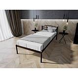 Кровать ЛАУРА односпальная 800/900/1200*1900/2000, фото 9