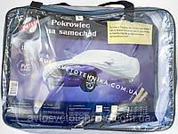 Тент автомобильный MILEX PEVA + PP размер M (на основе / с карманом под зеркало / замок на двери) Milex