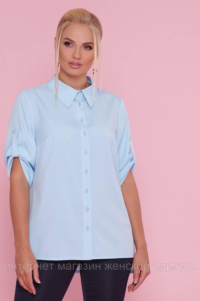 GLEM блуза Лана-Б к/р