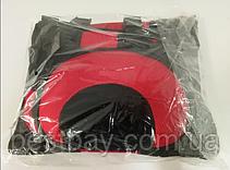 Детское автокресло бескаркасное с подголовником 9-36 кг АКЦИЯ, фото 2