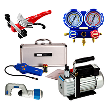 Инструмент сервиса для монтажа холодильного оборудования и климатической техники