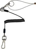 Мотузка стяжна для збереження інструментів YATO Ø= 1 мм, l= 52-170 мм, M≤ 2 кг + 2 карабіни, фото 1