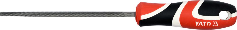Напильник по металлу квадратный YATO 150 мм #1