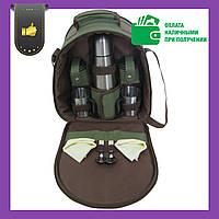 Рюкзак с изотермическим отделом, набор для пикника Ranger Compact