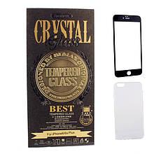 Комплект Remax Crystal Set Black (стекло + чехол) для IPhone 6Plus/6sPlus