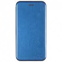 Чехол G-Case для Xiaomi Redmi Note 8 книжка Ranger Series магнитная Blue