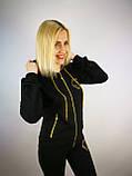 Женский прогулочный  костюм Philipp plein реплика, фото 8