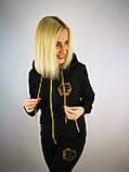 Женский прогулочный  костюм Philipp plein реплика, фото 10