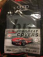 Чехлы на сиденья Favorite (автоткань) Audi A6 C5 sedan wagon (ауди а6 с5) 1997-2004 седан/ универсал зад.1/3