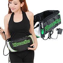 Пояс вибротренажер для похудения Vibroaction (Реплика), фото 3