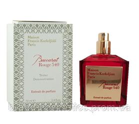 Maison Francis Kurkdjian Baccarat Rouge 540 Extrait De Parfum  TESTER унисекс 70 мл
