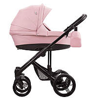Коляска Bebetto MАGNUM LUX 01 розовая