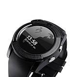 Смарт-часы Smart Watch V8 Чёрные (45129), фото 2