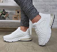 Кроссовки белые женские, фото 1