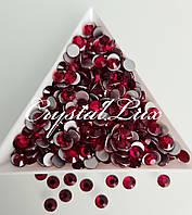"Стрази ss30 Dark Siam (6.5 мм) 50шт ""Crystal Premium"""