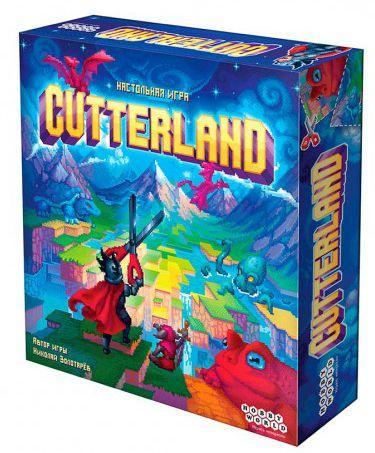 Настольная игра Hobby World Cutterland (915186)