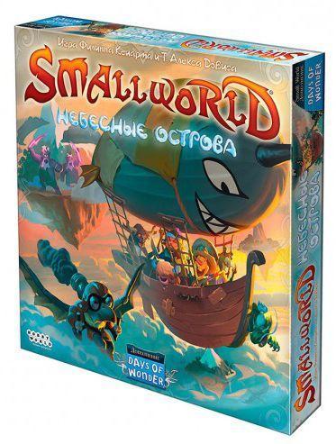Настольная игра Hobby World Small World: Небесные  острова. Дополнение (915177)