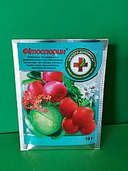 Біологічний фунгіцид для захисту картоплі томатів та інш Фітоспорин 10гр