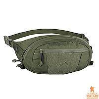 Сумка поясная Helikon-Tex® BANDICOOT® Waist Pack - Cordura® - Olive Green, фото 1