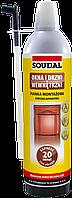 Пена монтажная двухкомпонентная Soudal Soudafoam 2K 400 мл