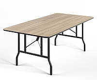 Стол для ресторана 240х90 Светлый, фото 1