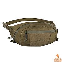 Сумка поясная Helikon-Tex® BANDICOOT® Waist Pack - Cordura® - Coyote/Adaptive Green