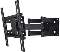 Настенное поворотное крепление для телевизора 26-55 CP402 (5069)