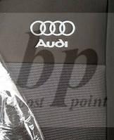 Чехлы на сиденья Favorite (автоткань) Audi 100 C3 sedan (ауди с3 1982-1991 седан) спинка цельная