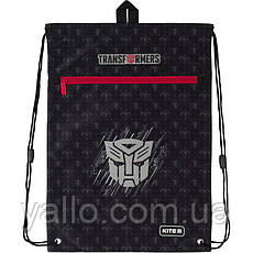 Сумка для обуви с карманом Kite Education Transformers (TF20-601M-3)