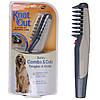 Электрический гребень для вычесывания шерсти у животных Knot Out (Реплика), фото 5