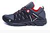 Чоловічі кросівки літні сітка Merrell Grey сірі
