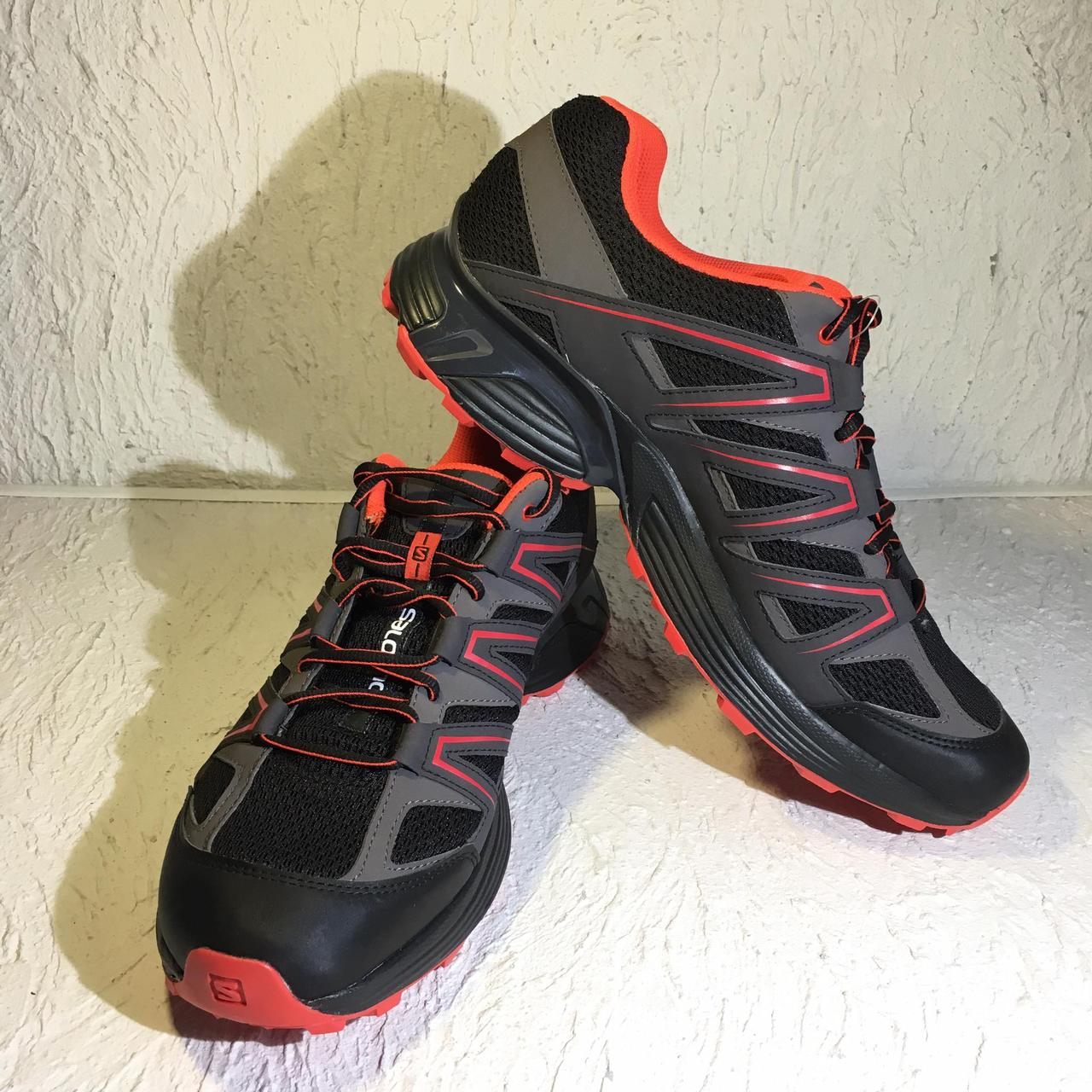 Кроссовки Salomon XT Bindarri Trail Outdoor 382121 45.5, 46 размер