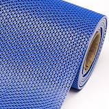 Рулонне антиковзаюче покриття з ПВХ 1,2 м х 15 м. доріжка Зигзаг h=5 мм, фото 2