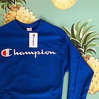 Свитшот Champion Синий