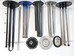 Фланцы и колбы для водонагревателей