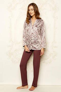 Комплект (блузка+брюки) 7036-6709