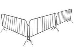 Ограждение барьерное Фан-барьер, оцинкованное