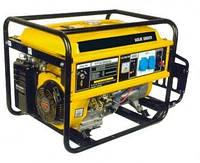 Бензиновый генератор Титан ЕГ 6500ЭС