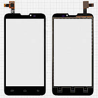 Сенсорный экран (Touchscreen) для Pioneer E90W, черный, оригинал