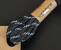 Шнурки Keeper 6 мм круглі трекінгові (не вощені) 120 см