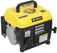 Бензиновый генератор Титан ПБГ 850Р
