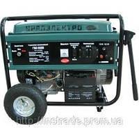 Бензиновый генератор Урал ГБТ-5500 5.5 кВт 3-х фазный, ел. старт