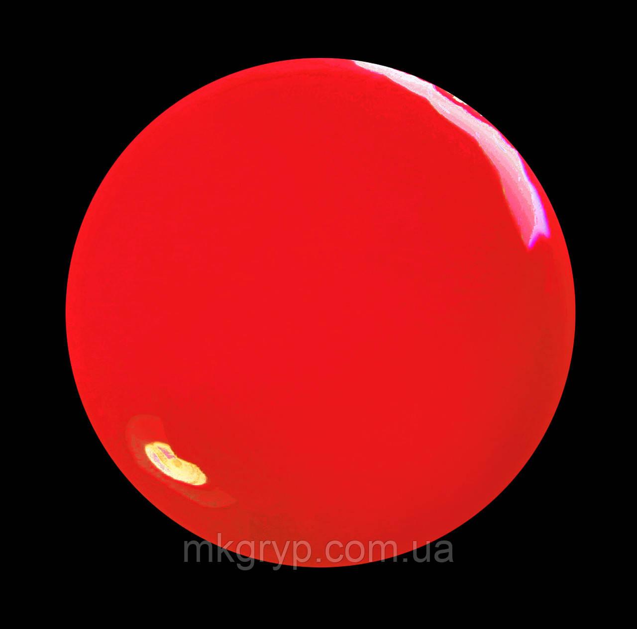 Шеллак Глобал № 52  классический красный с микроблеском  10 мл