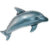Фольга велика Дельфін реальний 901602