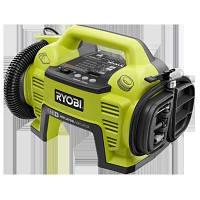 Универсальный аккумуляторный компрессор Ryobi R181-0