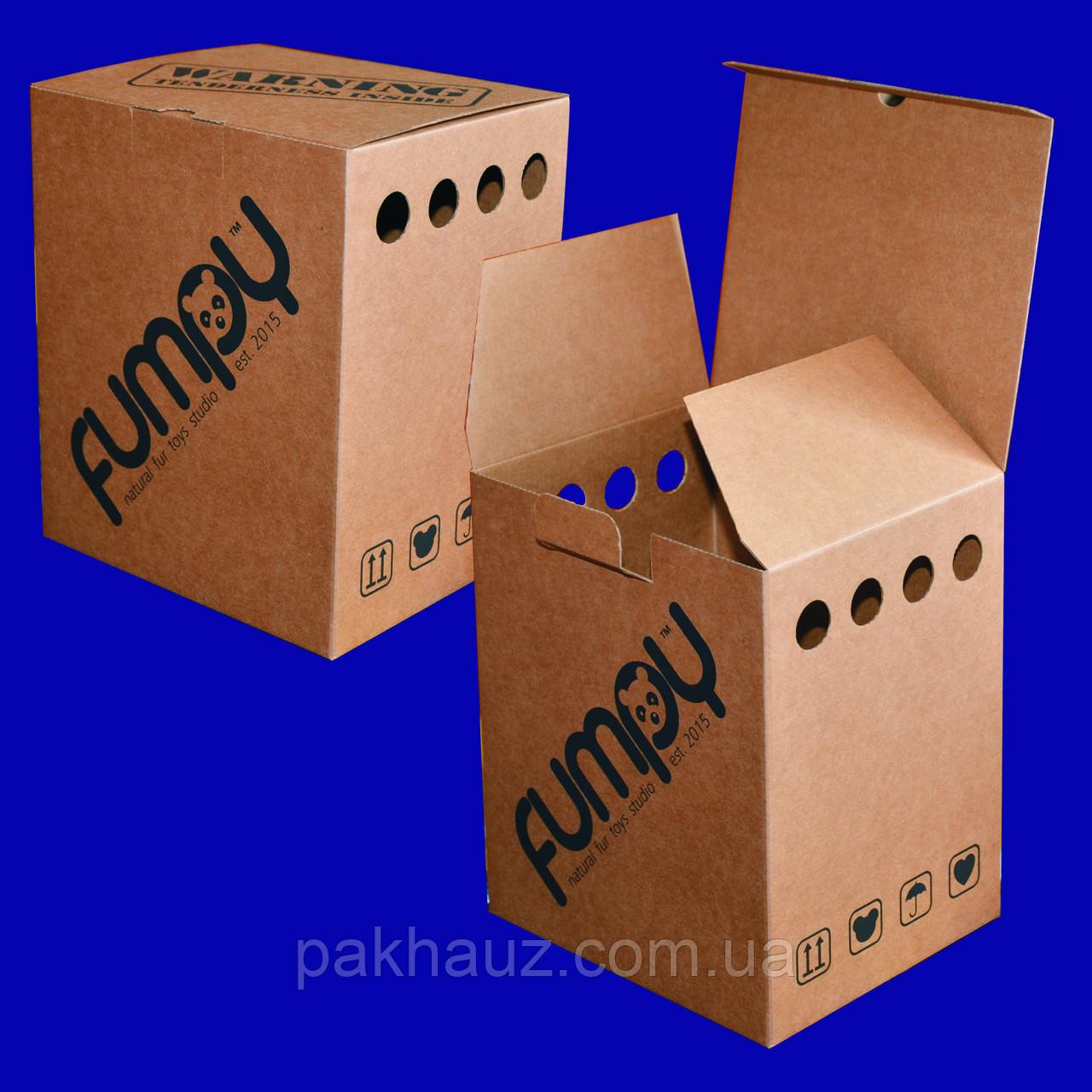 коробки из гофракартона